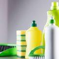 A utilização de tensoativos biodegradáveis em produtos de limpeza